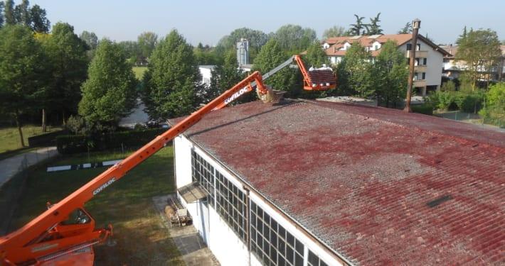 attività smaltimento amianto
