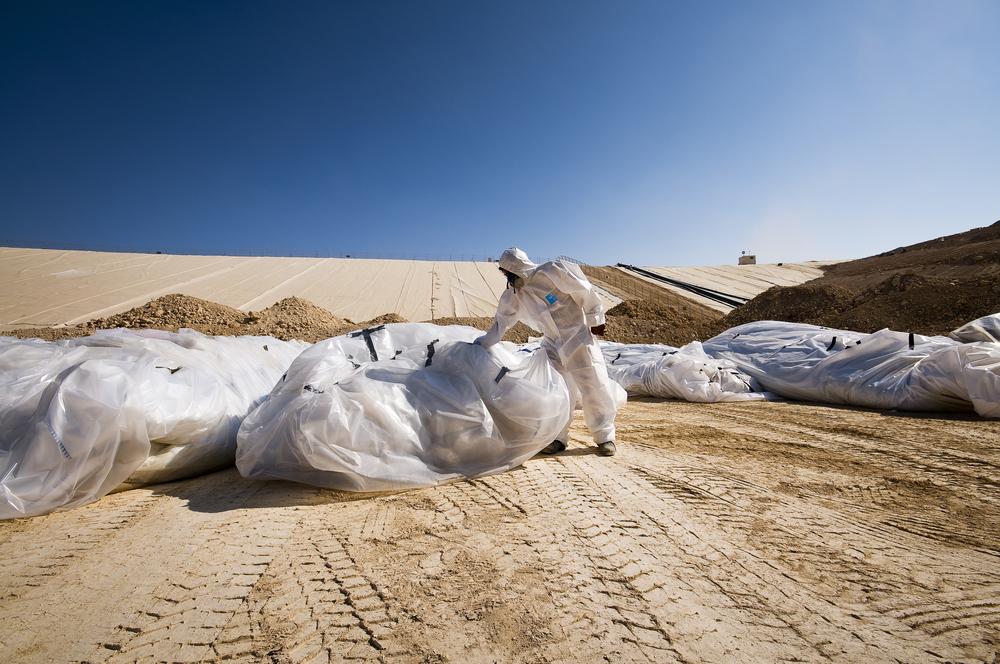 interventi di bonifica ambientale